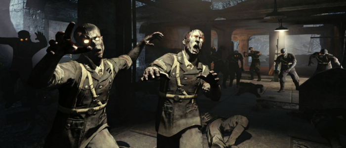 Call of Duty: WWII - Nazi Zombies новый режим