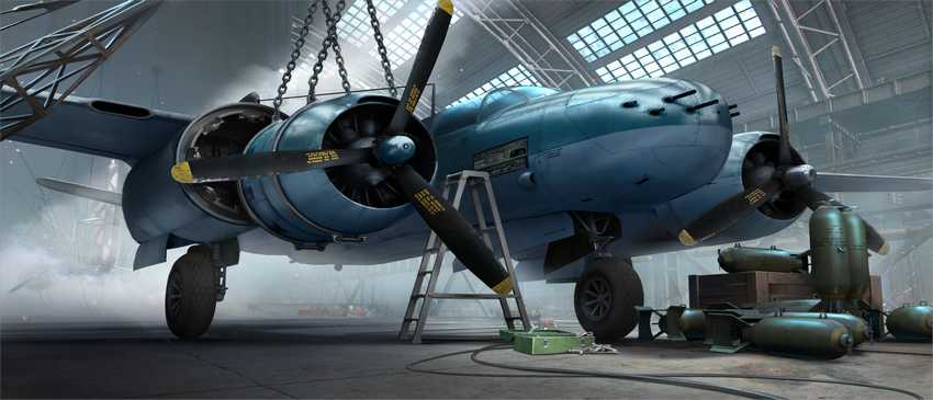 Музыканта Iron Maiden взяли в рекламу World of Warplanes