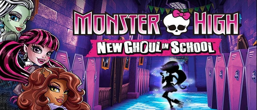 Monster High: New Ghoul in School - Трейнер / Trainer (+1)