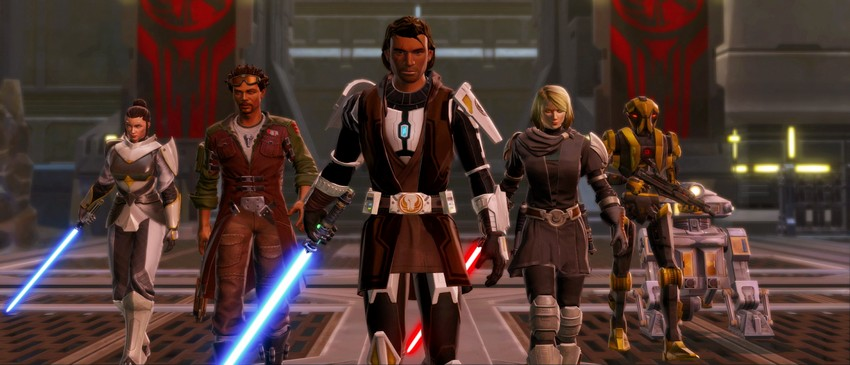 2 STAR WARS: THE OLD REPUBLIC
